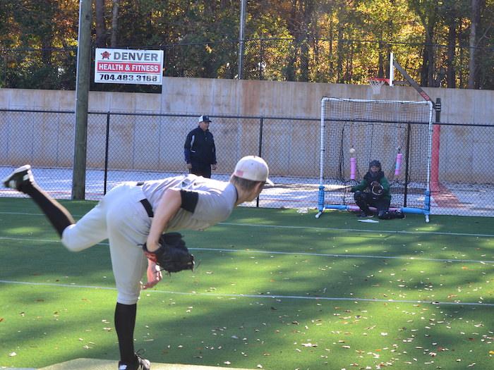 Baseball Pitching Coaching