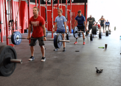 CrossFit DHF Banner