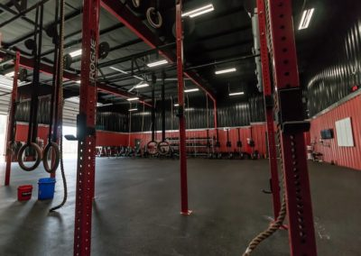 CrossFit DHF Facility